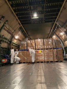 Logistics BusinessGeodis Plans Emergency Supply of Masks from China to France