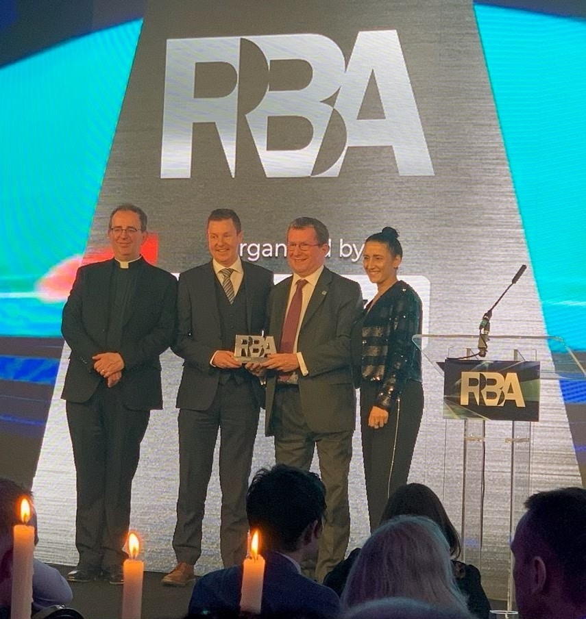 Logistics BusinessPeak Performance Wins Award for Victa Railfreight