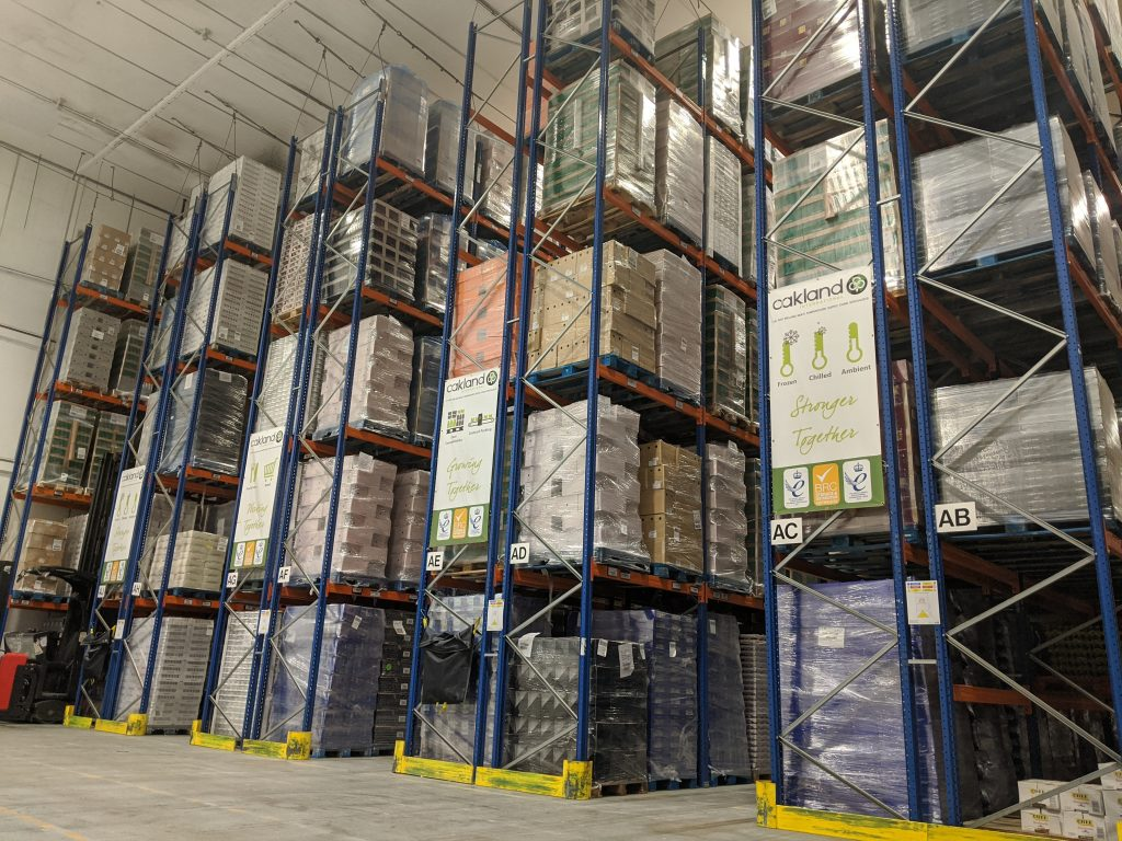Logistics BusinessOakland International Completes Racking Safety System Rollout