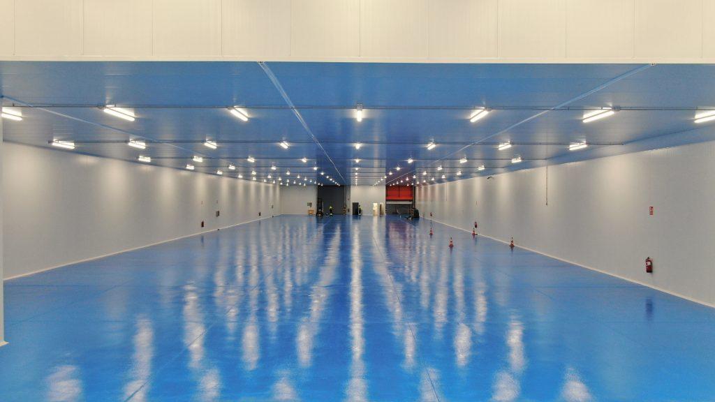 Logistics BusinessTransfesa Logistics Completes Valencia Food Warehouse