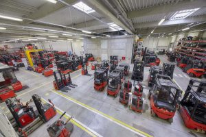 Logistics BusinessLinde Expands Czech Republic Remanufacturing Centre