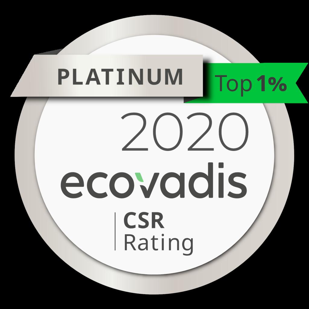 Logistics BusinessToyota Material Handling Europe Wins EcoVadis Platinum