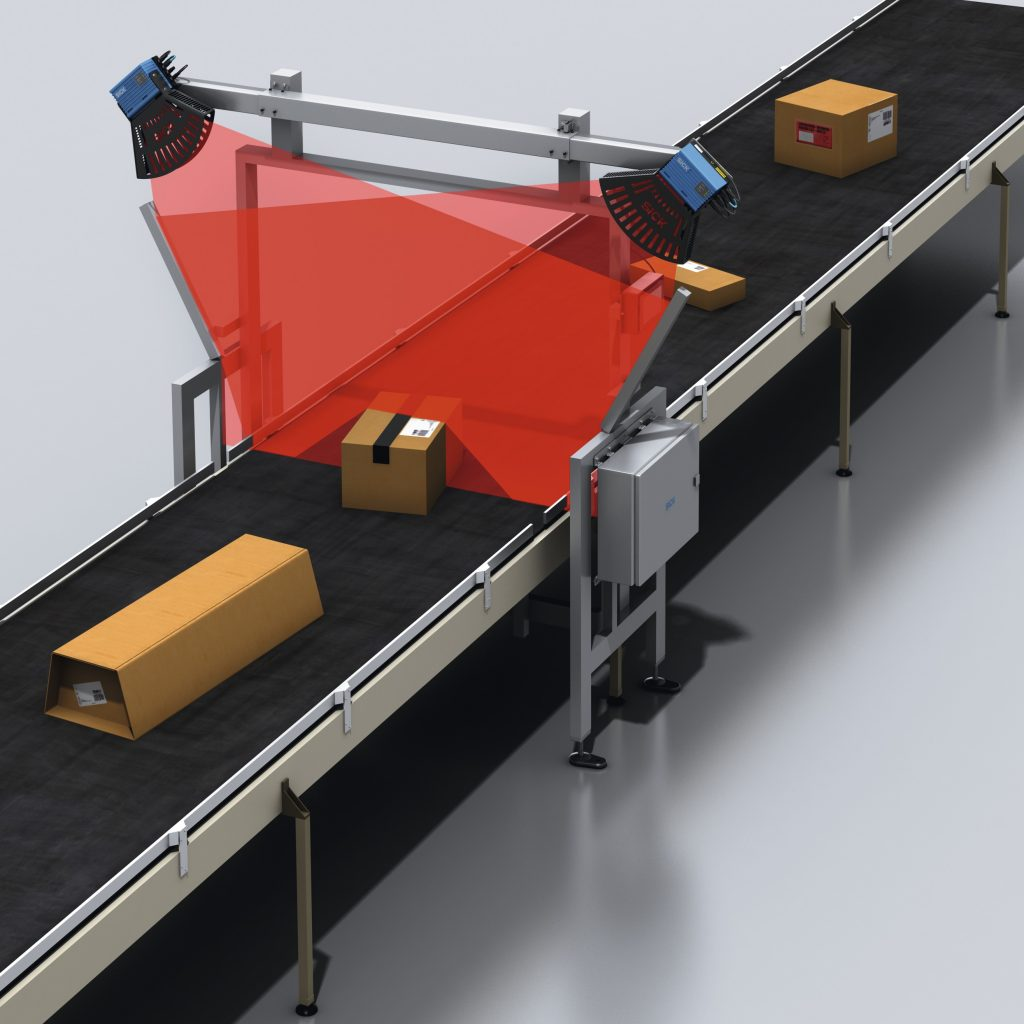 Logistics BusinessRight for Size: SICK Upgrades Volume Measurement System