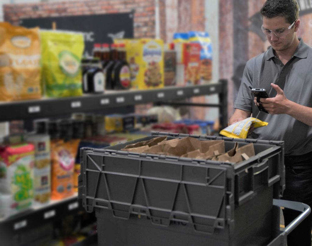 Logistics BusinessDematic Software Aids Social Distancing for Warehouse Pickers
