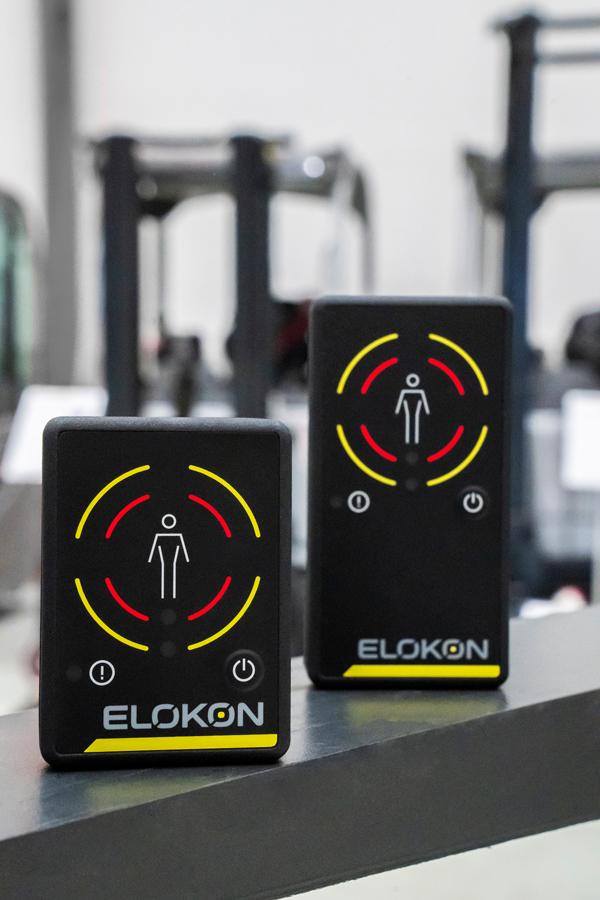 Logistics BusinessSafety Specialist Elokon Enhances Proximity Detection System