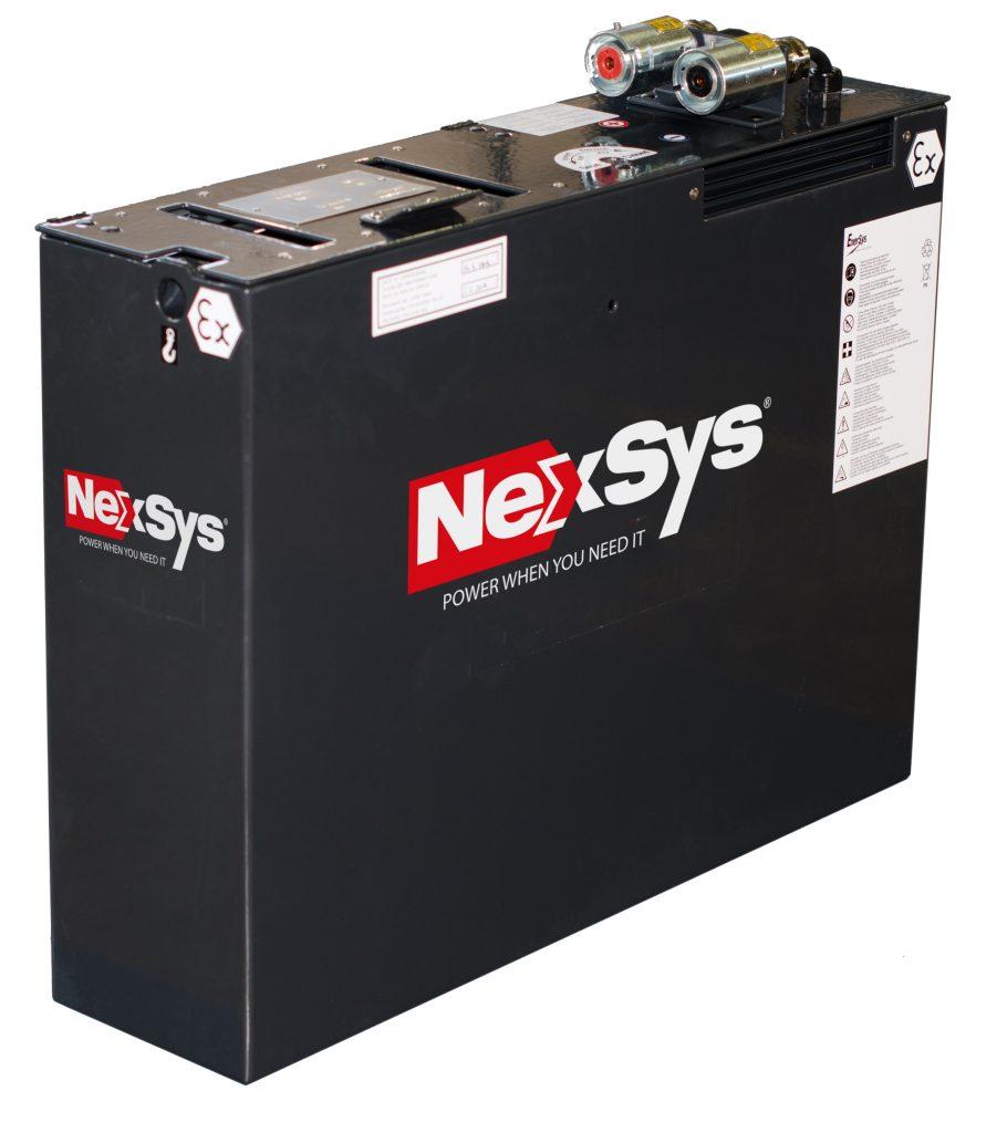 Logistics BusinessNexSys ATEX Batteries Bring TPPL Tech to Hazardous Areas Handling