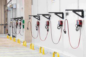 Logistics BusinessUser Report: Business Unit Perfect Charging