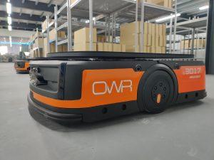 Logistics BusinessChina's Hikrobot Teams Up with UK Robotics Firm