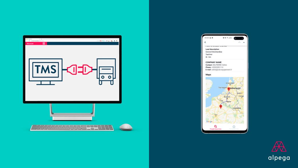 Logistics BusinessAlpega's Teleroute Launches API Interface and New Mobile Application