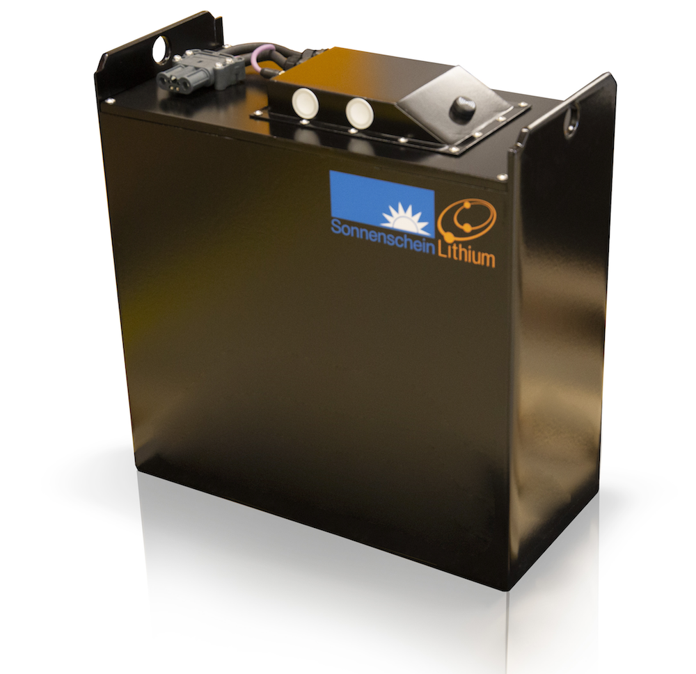 Logistics BusinessExide Launches New Lithium Material Handling Battery