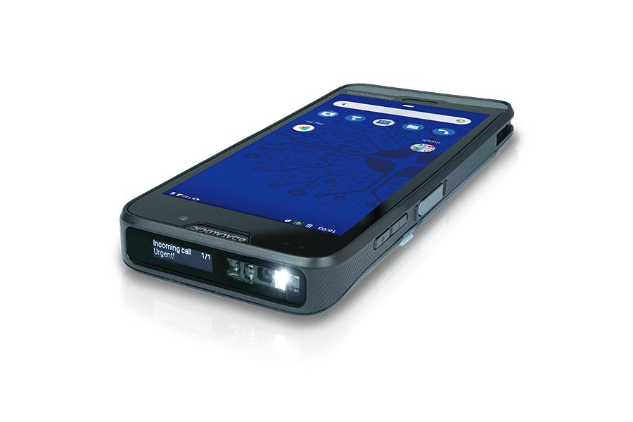 Logistics BusinessDatalogic Memor PDA Targets Core Logistics Environments