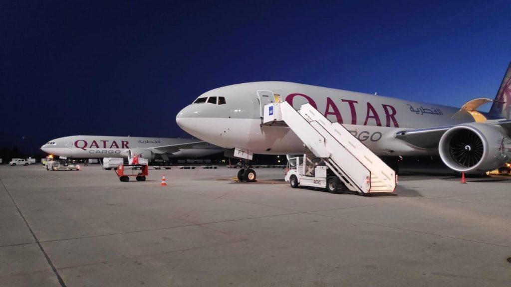 Logistics BusinessQatar Airways Cargo Boosts Scandinavia Freight Capacity