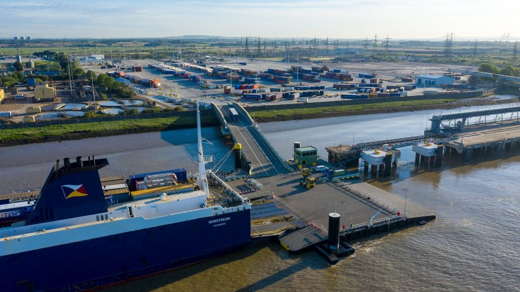 Logistics BusinessPort of Tilbury Opens New Driver-Free Freight Ferry Terminal