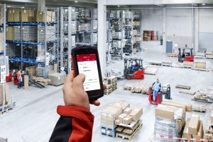 Logistics BusinessLinde App Enables Non-Contact Assignment of Transport Orders
