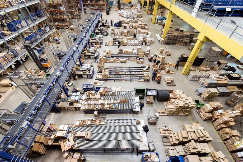 Logistics BusinessGerman Electrical Wholesaler Integrates Logistics Management with inconso