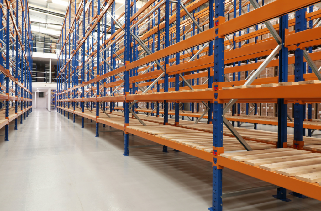 Logistics BusinessIndustry View: How Nestable Pallets in Racking Transform Warehouse Space
