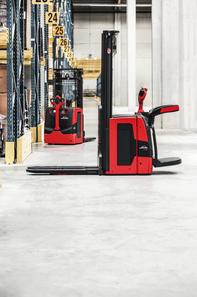 Logistics BusinessLinde Scores Well in Intralogistics Decision-Makers Poll