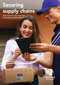 Logistics BusinessGeodis Publishes Annual Report