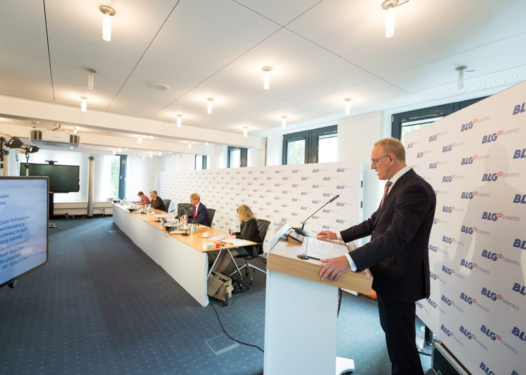 Logistics Business140th General Shareholders Meeting for BLG