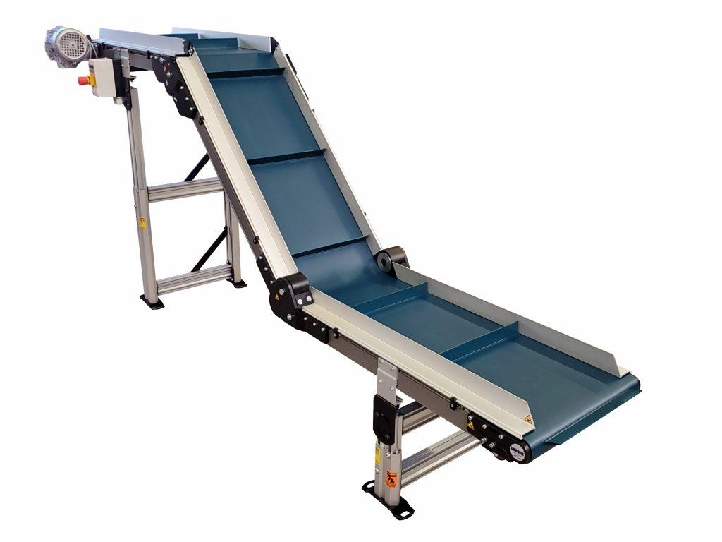 Logistics BusinessDorner Adds 2200 Series LPZ / Z-Frame Conveyor to Europe Product Range