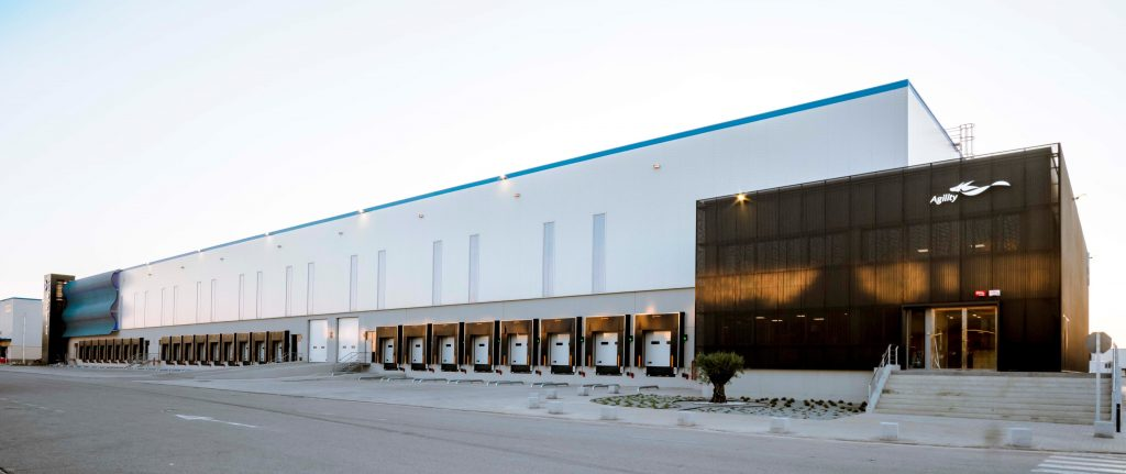 Logistics BusinessAgility Spain Moves into New Warehouse and Offices