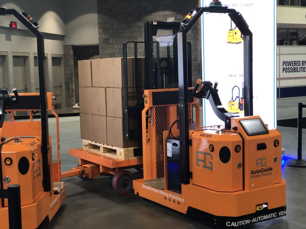 Logistics BusinessAutoGuide AMRs Now Available For European Warehouses