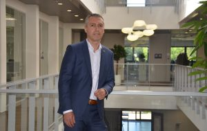 Logistics BusinessNew Head of European Material Handling Sales for Hyundai