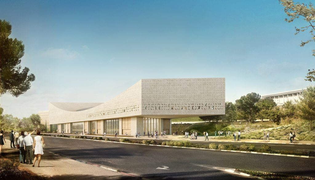 Logistics BusinessDematic to Automate Small Parts Storage at National Library of Israel