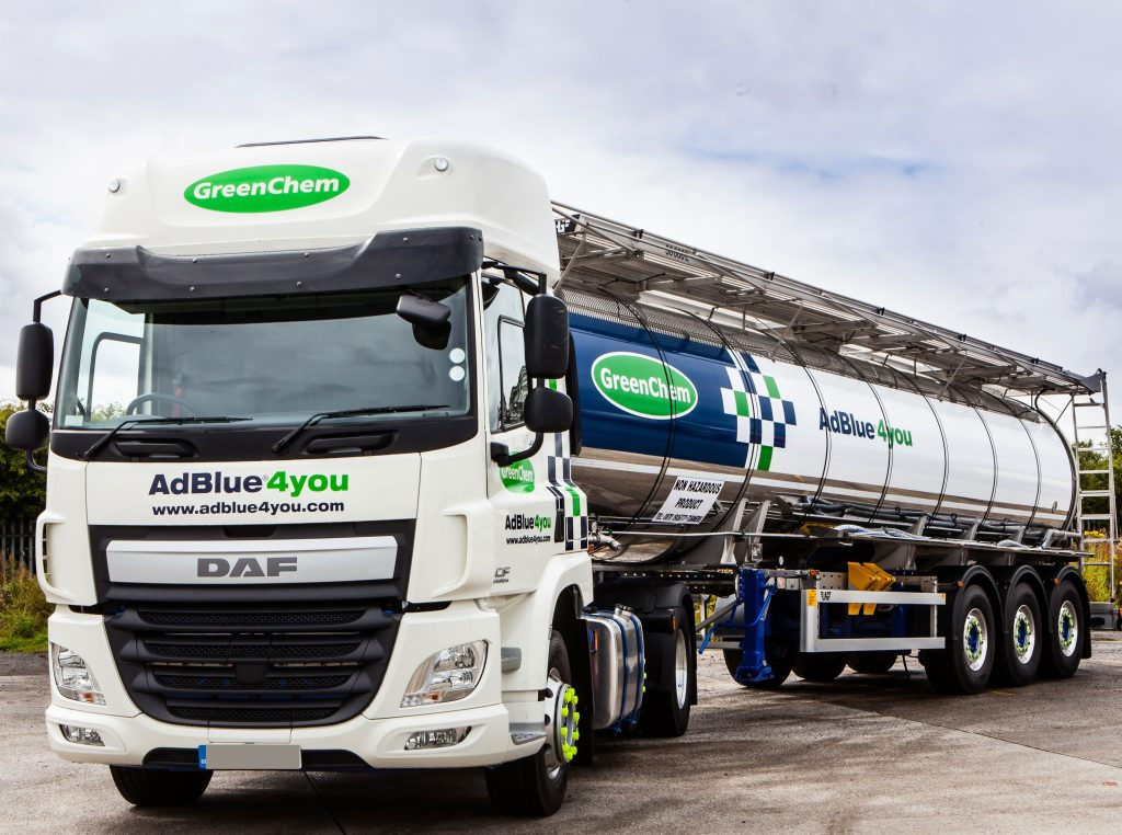 Logistics BusinessSuttons Tankers Secures GreenChem Contract Renewal