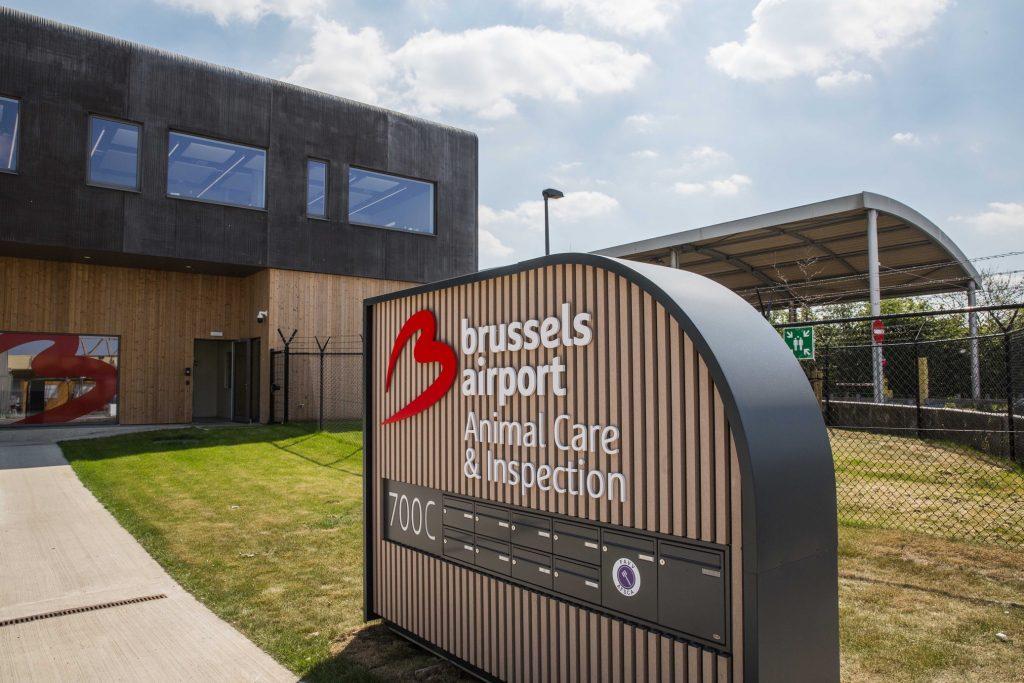 Logistics BusinessBrussels Airport Opens Ultramodern Animal Care Centre