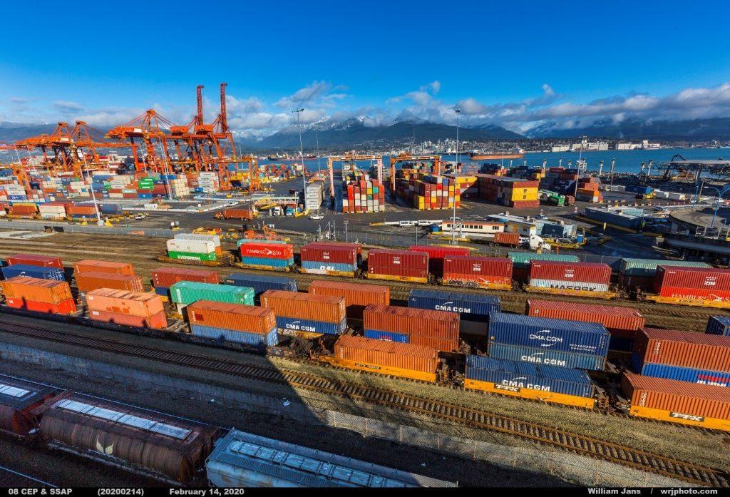 Logistics BusinessOptimization Capabilities to DP World Vancouver