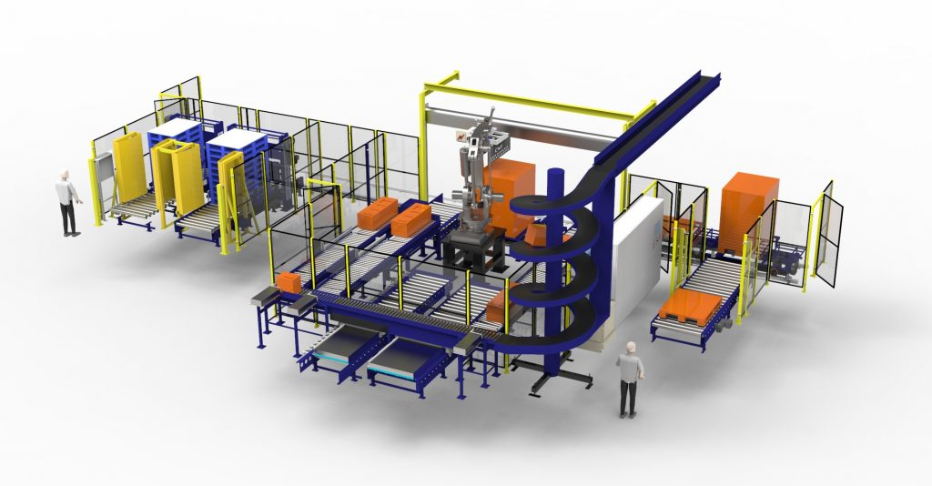 Logistics BusinessIndustry View: Which Palletising Solution Is Right For Your Operation?