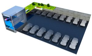 Logistics BusinessIndustry View: How to Park More Vehicles in the Same Basement Space