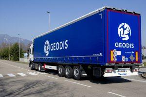 Logistics BusinessGeodis Sets 30% Carbon Cut Target by 2030
