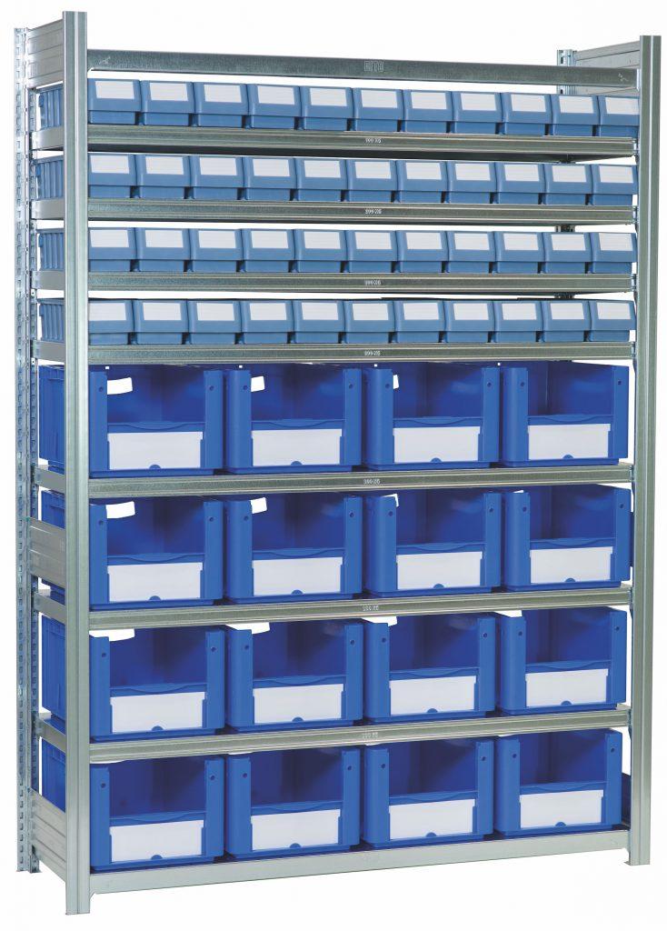 Logistics BusinessA flexible storage combination