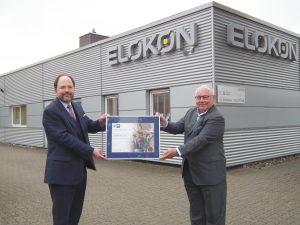 Logistics BusinessForklift Safety Specialist Elokon Celebrates 25 Years