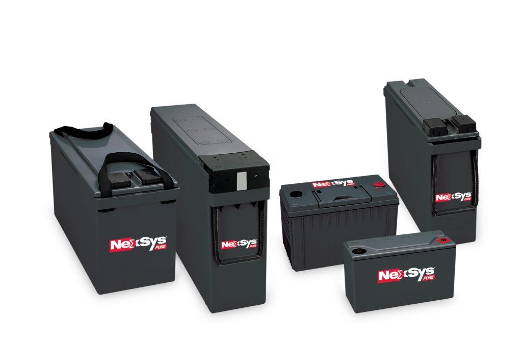 Logistics BusinessNew NexSys 'Bloc' Batteries Optimise Small Motive Power Applications
