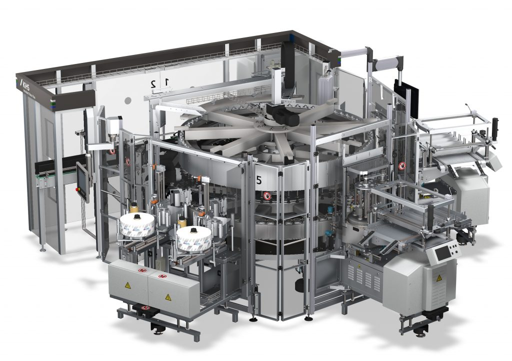 Logistics BusinessPackaging: KHS Launches Modular Labelling Series