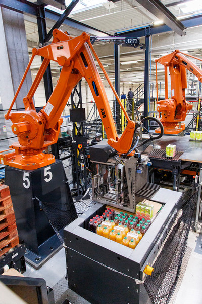 Logistics BusinessNetto Selects Vanderlande to Supply Cutting-Edge Food Retail Automation