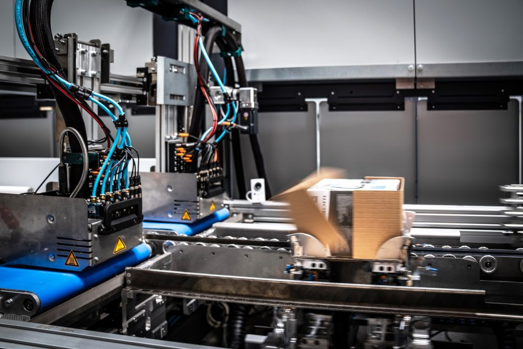 Logistics BusinessFit-to-Size E-Commerce Packaging System Selected