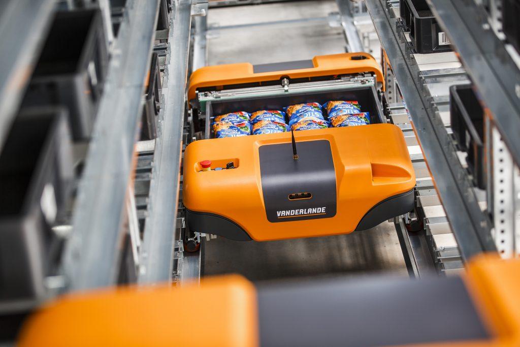 Logistics BusinessVanderlande HOMEPICK Promises Fast and Efficient Online Grocery Fulfilment