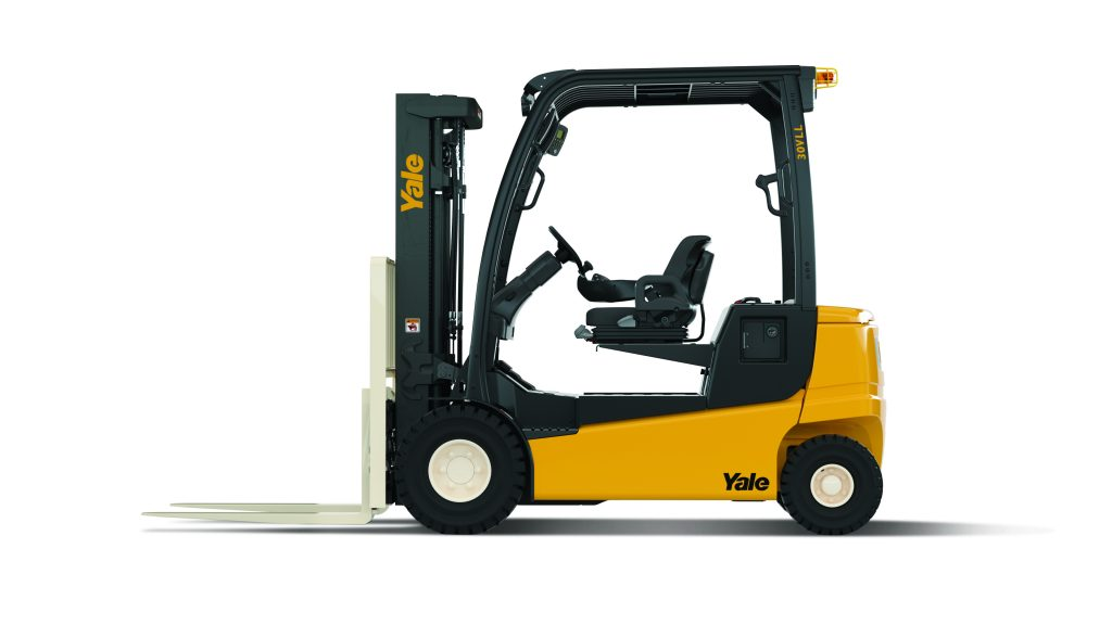 Logistics BusinessFully Integrated Lithium-ion Now Available from Yale