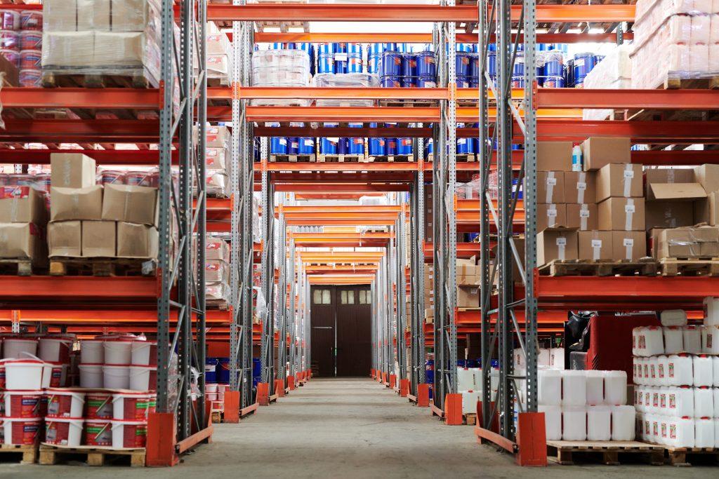 Logistics BusinessModern Floors and Robotics