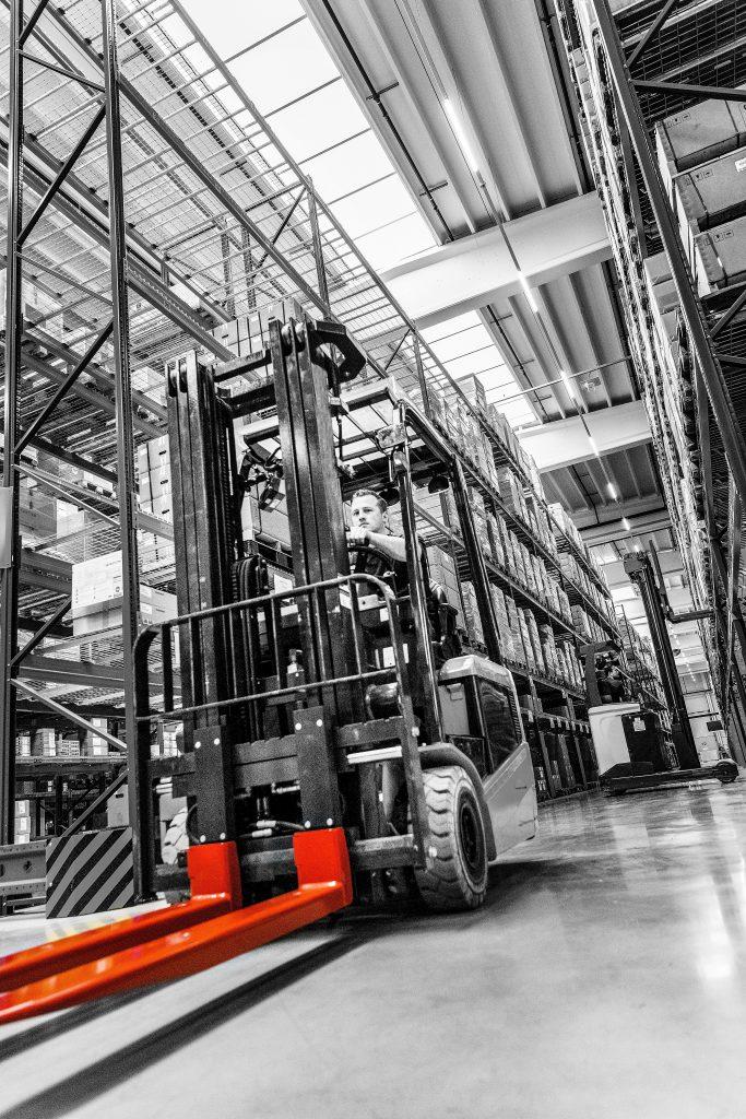 Logistics BusinessFork Attachment Cooperation
