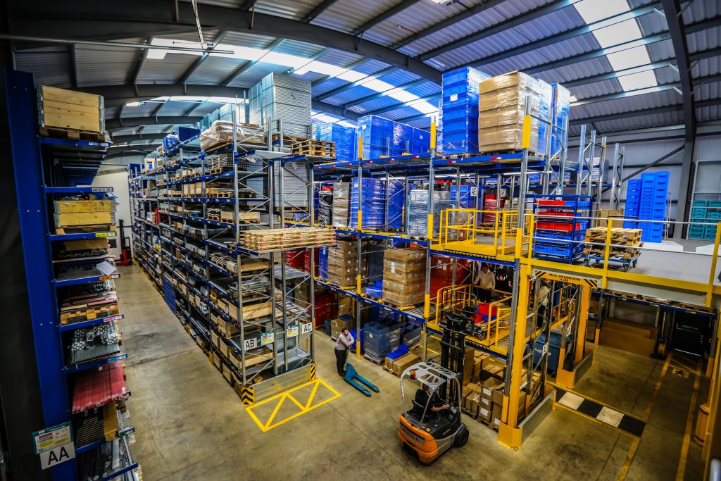 Logistics BusinessIndustry View: D2C Ops Need Better Storage and Picking