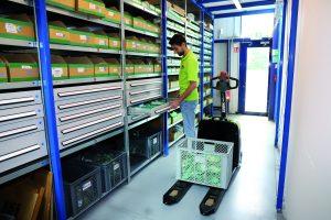 Logistics BusinessClark Boosts Warehouse Truck Range with New Lithium Trucks