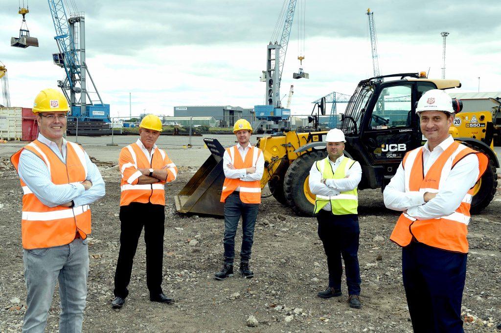 Logistics BusinessTeesside Secures First Plant for Alternative Fuel Project