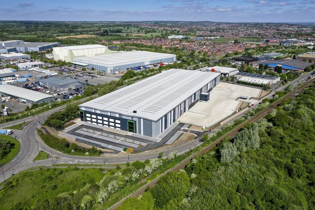 Logistics BusinessHelloFresh Strengthens UK Supply Chain with New Nuneaton Production Facility