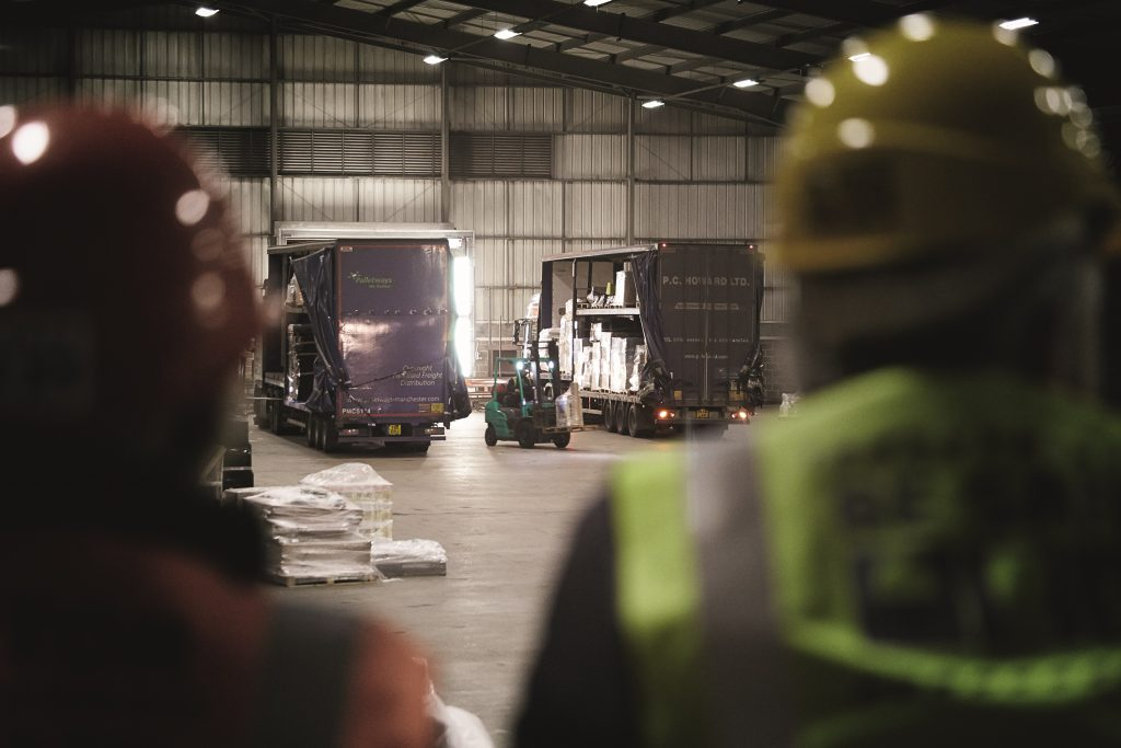 Logistics BusinessIberian Pallet Milestone