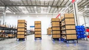 Logistics BusinessGlobal Partnership for AMR Deployment Signed